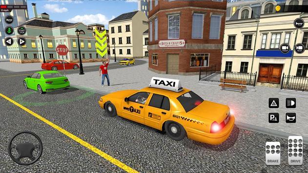 城市出租车游戏中文版