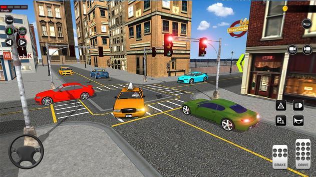 城市出租车3d模拟器游戏下载