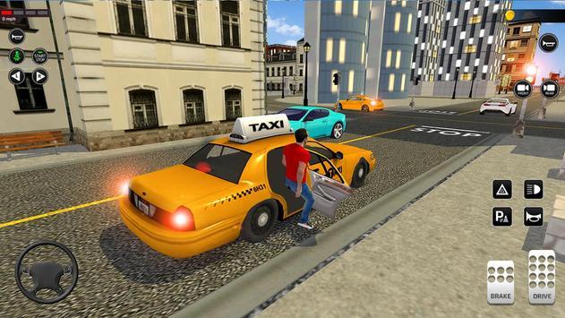 出租车司机驾驶游戏下载