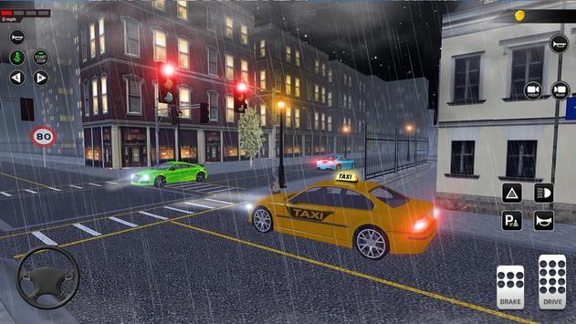 城市出租车模拟游戏安卓版下载