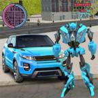 变形未来超级跑车机器人
