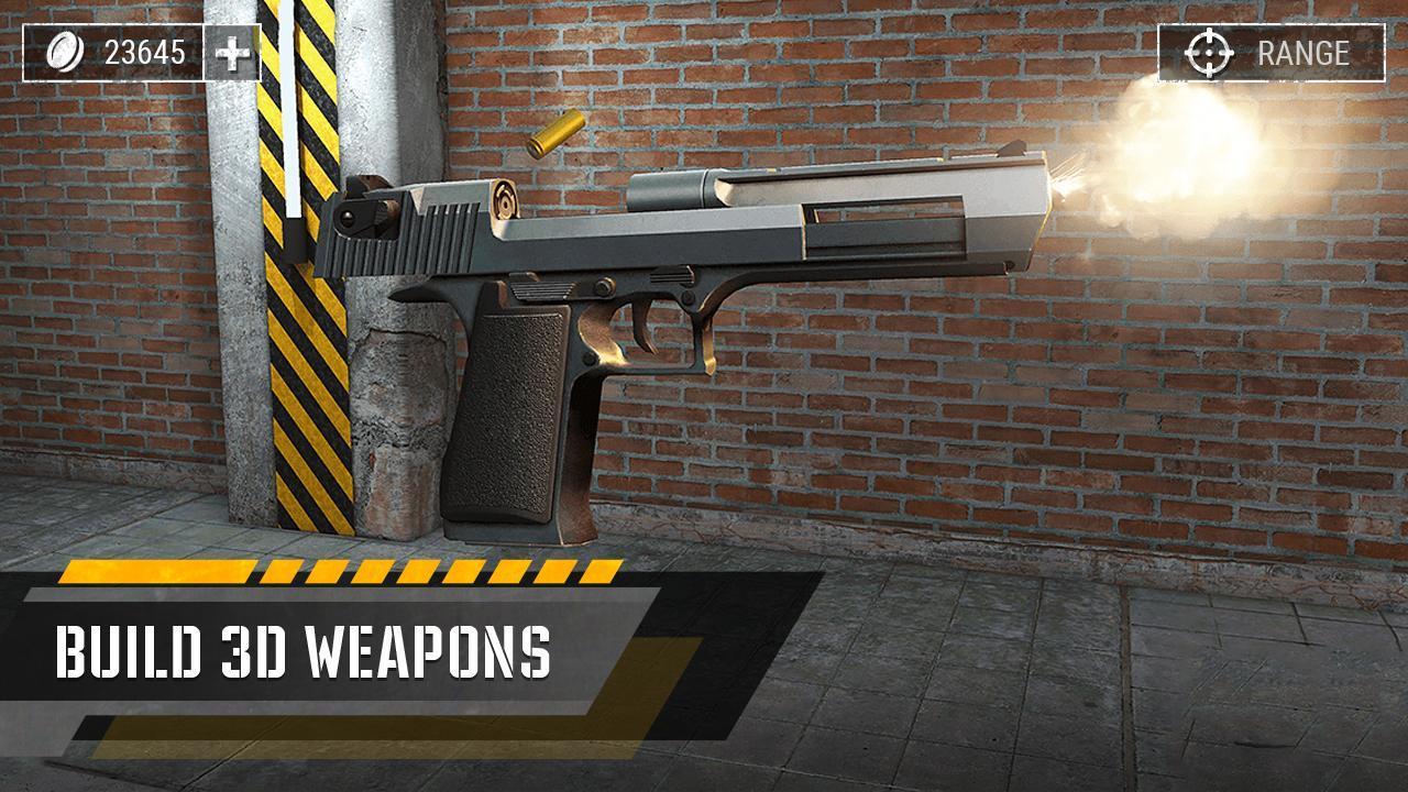 武器的3D模拟生成器破解版