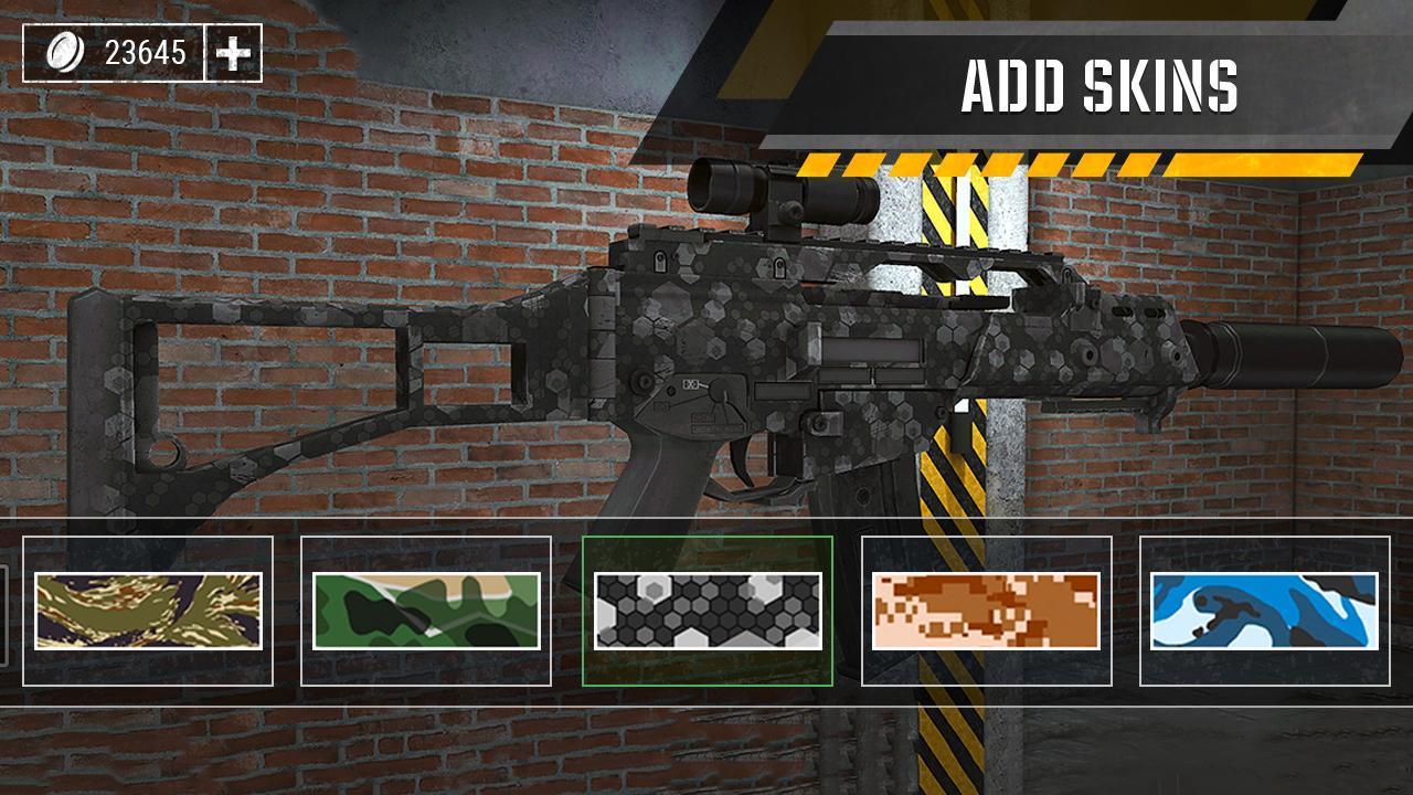 武器的3D模拟生成器中文内购破解版