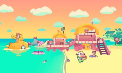 琪琪的假期游戏正版下载