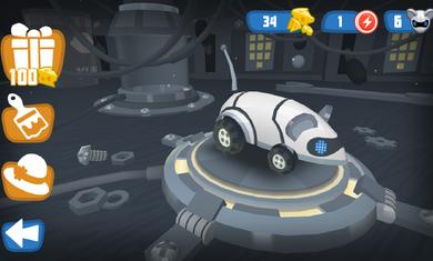 老鼠机器人星球大战