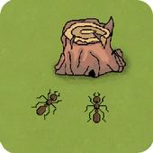 蚁群模拟生存