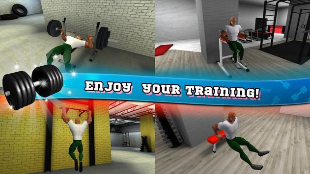 健身房模拟器中文版