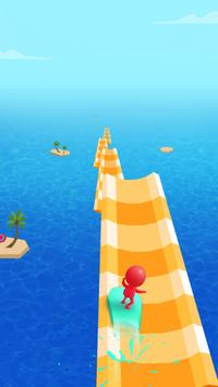 疯狂水上滑板攻略