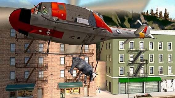 山羊模拟器2020破解版下载