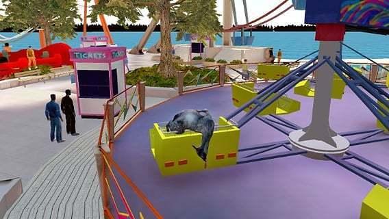 山羊模拟器汉化最新破解版下载