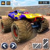 怪物卡车:撞车特技
