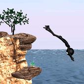 火柴人3D悬崖跳水