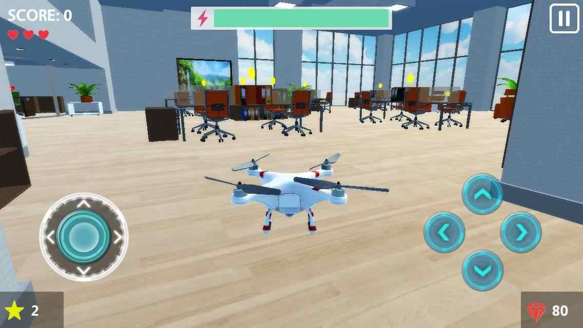 RC无人机飞行模拟器无限钻石版