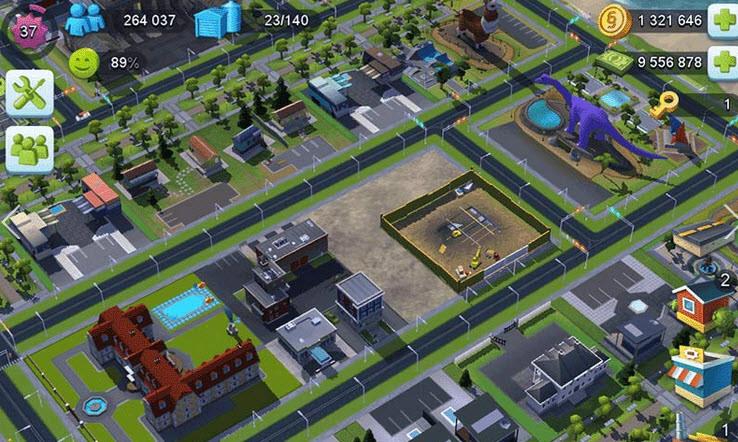 模拟城市我是市长手游破解版下载