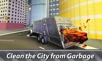 垃圾车模拟器全关卡解锁版