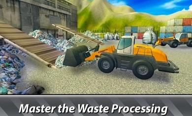 垃圾车模拟器中文版下载