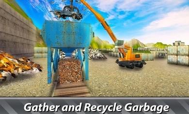 垃圾车模拟器最新手机版