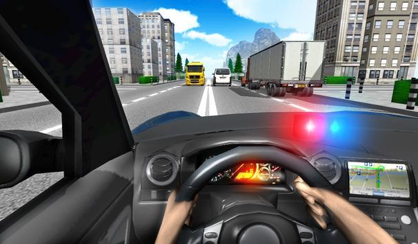 警车模拟驾驶无限金币破解版