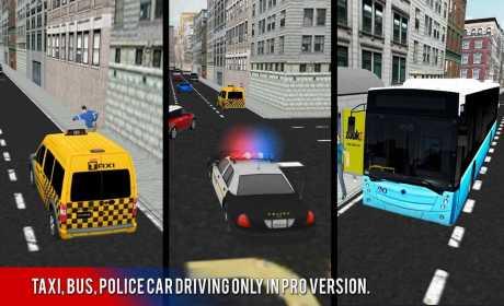 警车模拟驾驶中文汉化版