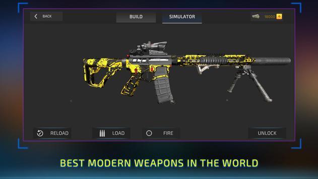 终极枪械模拟器全枪械破解版