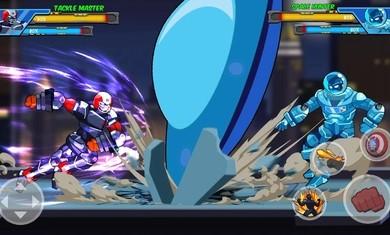 超级机器人:英雄破解版