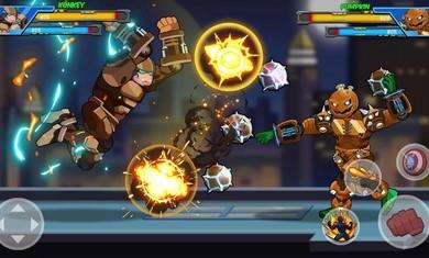 超级机器人:英雄安卓版