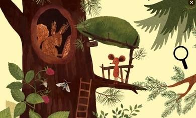 小棕鼠的自然生态百科游戏最新版下载