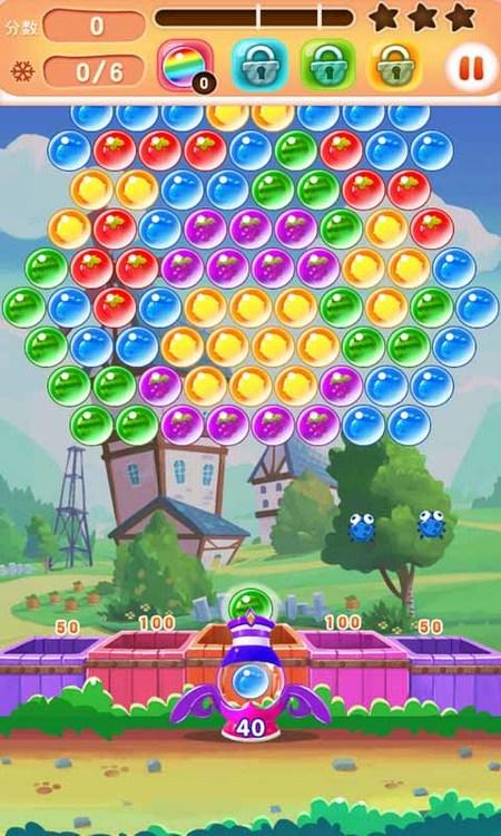 泡泡龙游戏免费下载版