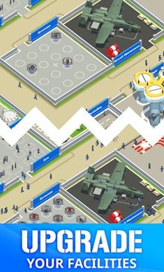 闲置空军基地游戏下载