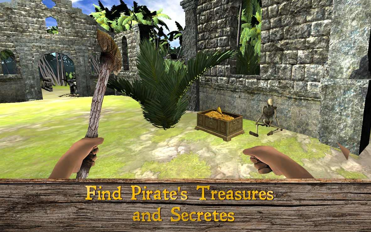 海盗湾生存无限资源破解版