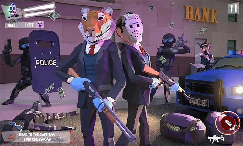 洛杉矶银行抢劫免费下载