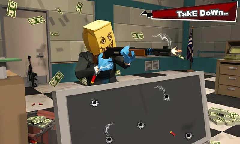 洛杉矶银行抢劫最新版