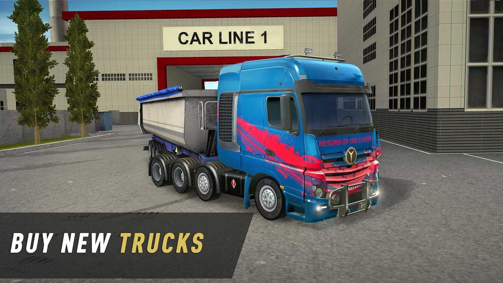 卡车世界欧美之旅最新版下载