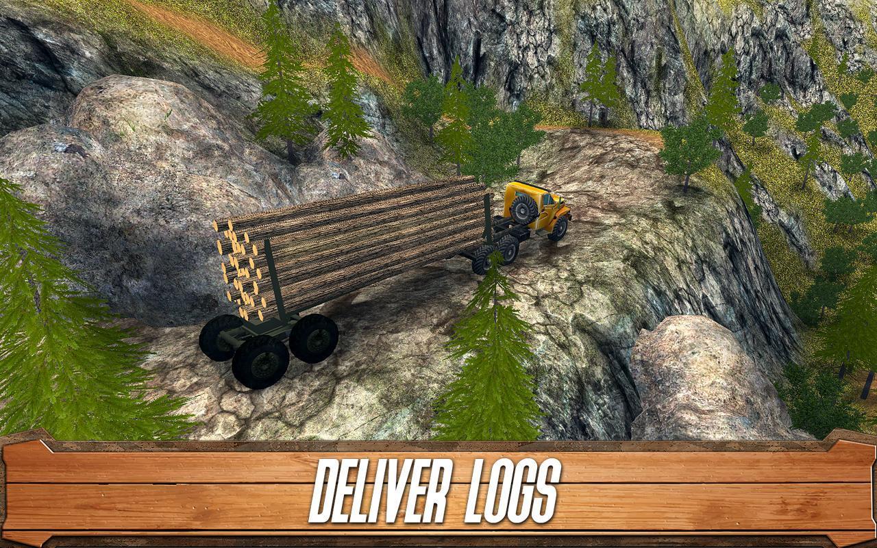 锯木厂司机手游下载