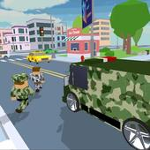 陆军城市赛车手破解版下载