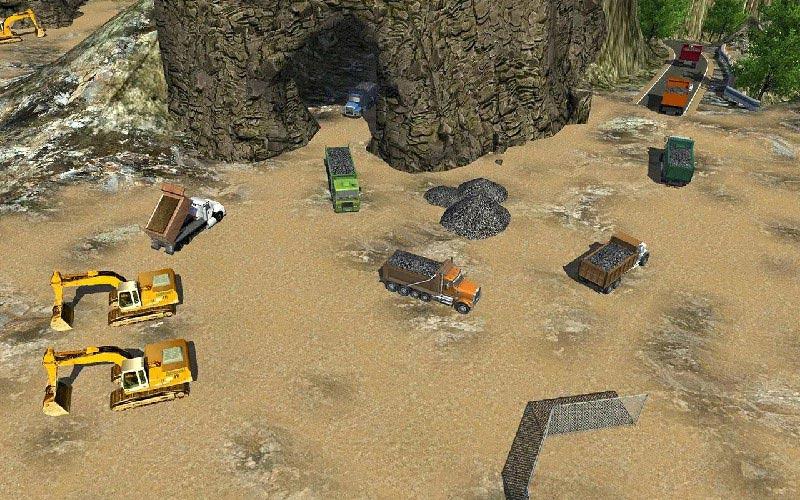 洞穴矿建设模拟器游戏下载