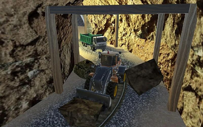 洞穴矿建设模拟器破解版下载