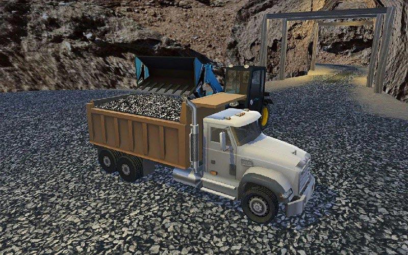 洞穴矿建设模拟器中文版