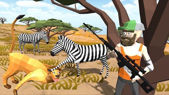 像素狩猎模拟器最新官方版