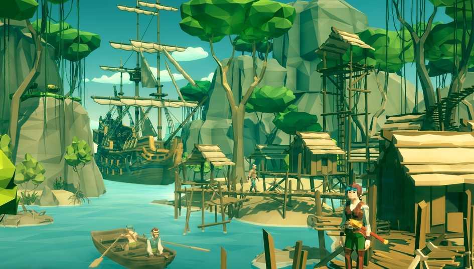 土匪之海海盜之战安卓版下载