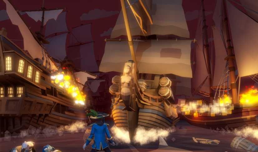土匪之海:海盗之战手游