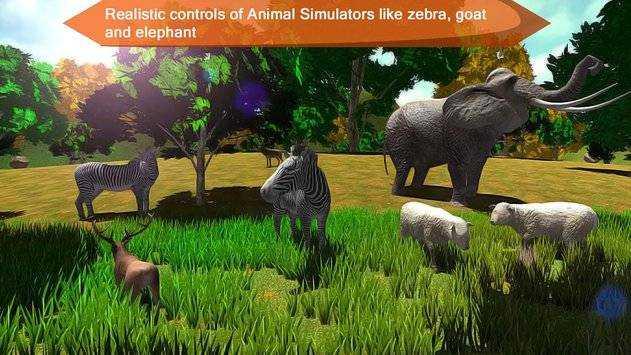 野生动物运输卡车模拟器无限货币版