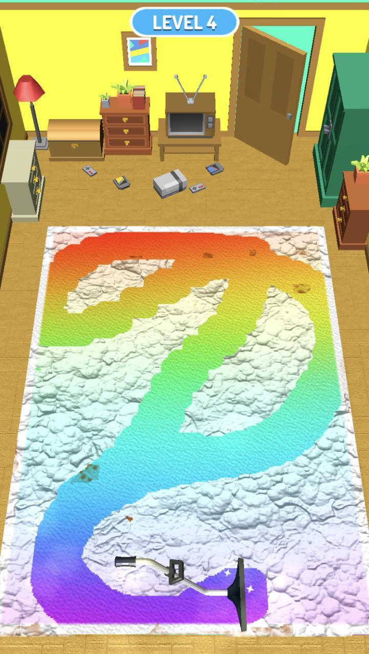 地毯清洁剂游戏下载