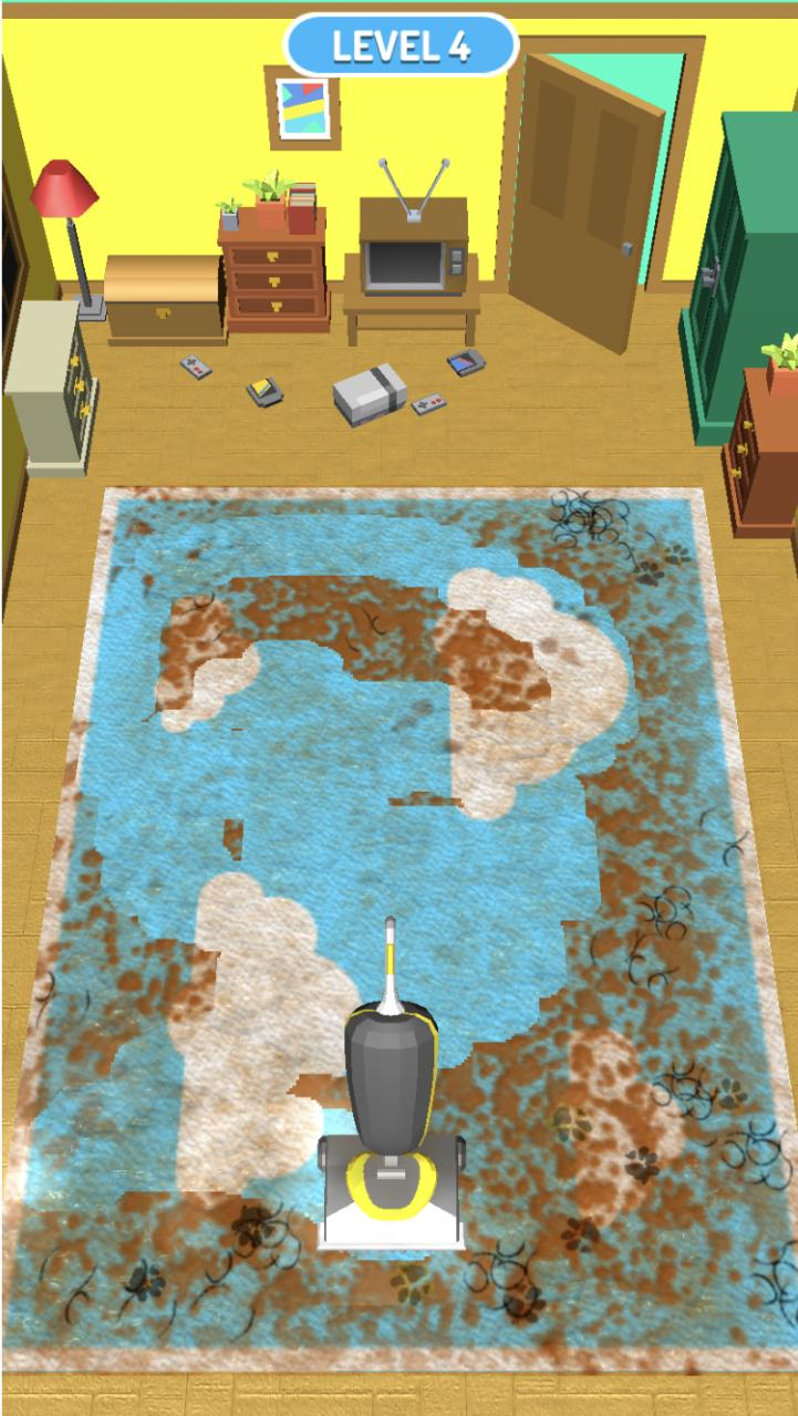 地毯清洁剂内购破解版