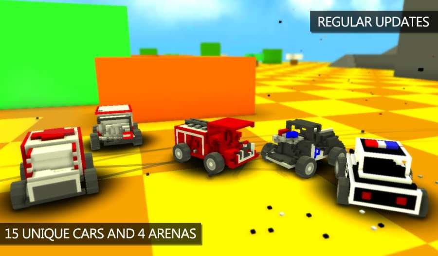 方块车撞击赛免费下载