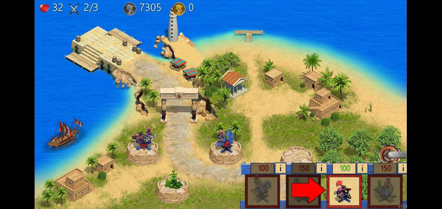 埃及防御TD:塔防游戏免费下载