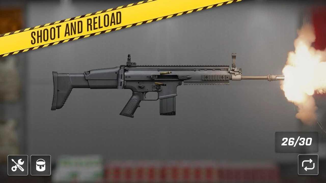武器模拟器武器全解锁版