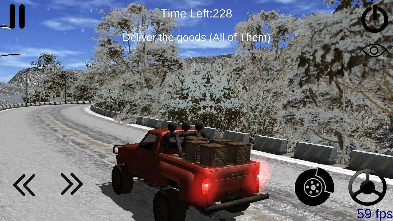 皮卡车模拟驾驶下载