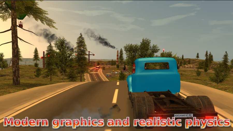 俄罗斯汽车驾驶模拟最新完整破解版