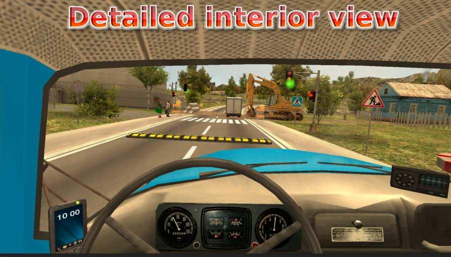 俄罗斯汽车驾驶模拟游戏安卓版